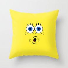 Spongebob 2 Throw Pillow