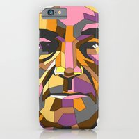 iPhone & iPod Case featuring Xavier by Liam Brazier