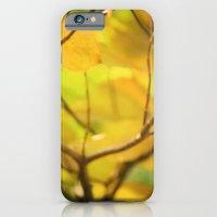 Autumn Gold iPhone 6 Slim Case
