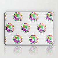 Vivid Dodecahedron Laptop & iPad Skin