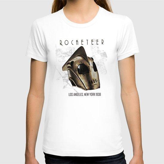 ROCKETEER! T-shirt
