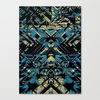 patternarchi 2 Canvas Print