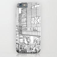 Tokyo - Shinjyuku iPhone 6 Slim Case