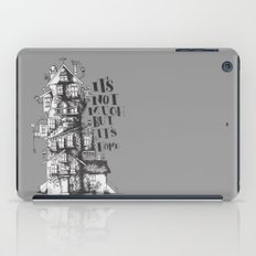 a humble residence iPad Case