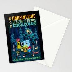 UNHEIMLICHE GESCHICHTEN VON CUCACOLOR Stationery Cards