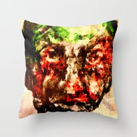 Syrian Throw Pillow