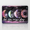 Let the Music Play iPad Case