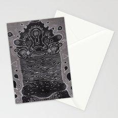 wrinkle warrior Stationery Cards