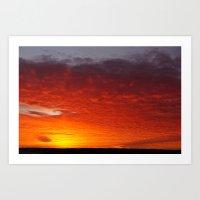 New Dawn, New Day, New Era Art Print
