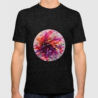 Cluster bir Mens Fitted Tee Tri-Black SMALL