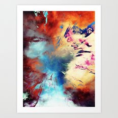 Sextans Art Print