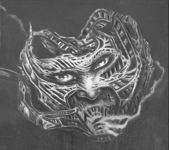 Bioglider Art Print