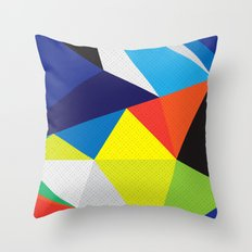 Joc Throw Pillow