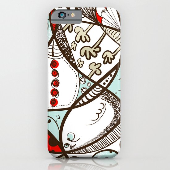 Like Molasses iPhone & iPod Case