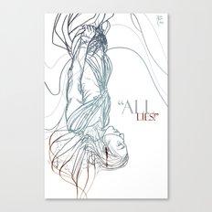 Loki II Canvas Print