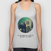 DREAM BIG! Unisex Tank Top