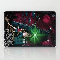 Time Wars iPad Case