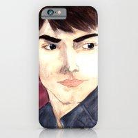 Grimm - Nick Burkhart iPhone 6 Slim Case