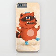 Rollerblade Raccoon iPhone 6s Slim Case