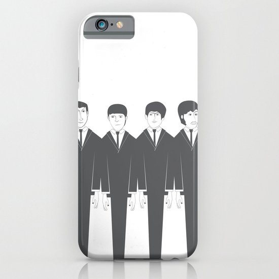 The Fab Four iPhone & iPod Case