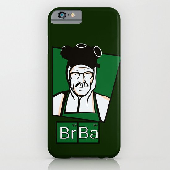 The Cook of Breaking Bad iPhone & iPod Case