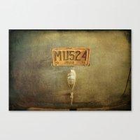 MU524 Canvas Print