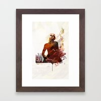 Adore Proto-1 Framed Art Print