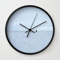 Salinas Grandes Wall Clock