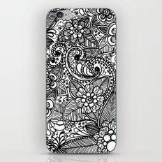 Flower Fountain iPhone & iPod Skin