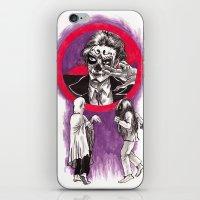 Ghost Dancing iPhone & iPod Skin