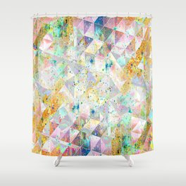 Shower Curtain - SIMPLY GEOMETRIC - EXITVS
