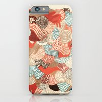 iPhone & iPod Case featuring Melting time by Marcelo Romero