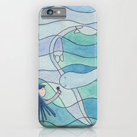 Loch Ness Monster iPhone 6 Slim Case