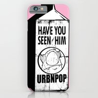 iPhone & iPod Case featuring Have you seen him by Urbnpop