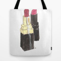 My lippies Tote Bag