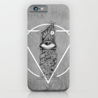 iPhone & iPod Case featuring One Eyed by Sergi Ferrando