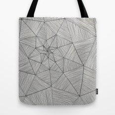 Web Pattern Tote Bag