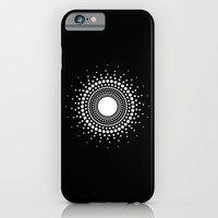 iPhone Cases featuring LUX LIGHT LICHT by THE USUAL DESIGNERS