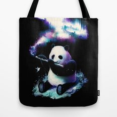 Music Is My Universe Tote Bag