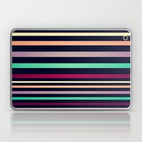 Colorful Lines! Laptop & iPad Skin