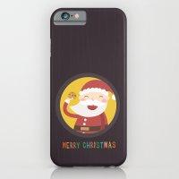 Day 24/25 Advent - Santa… iPhone 6 Slim Case