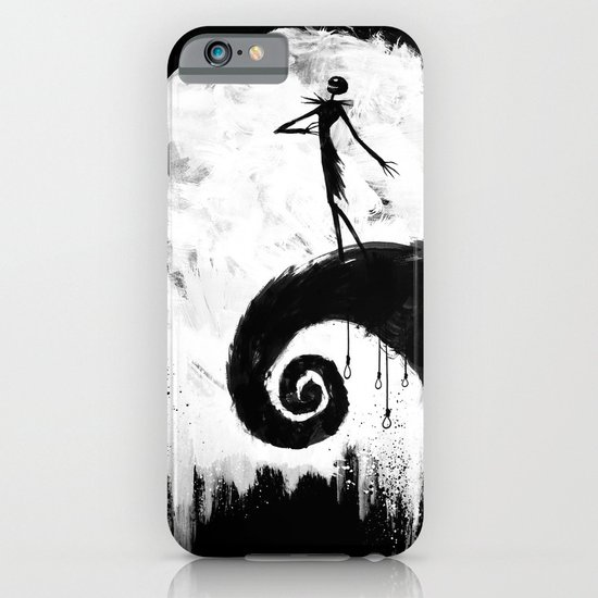 All Hallow's Eve iPhone & iPod Case