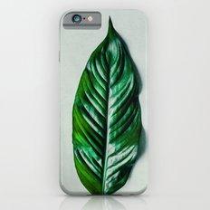 Green Leaf 1 Slim Case iPhone 6s