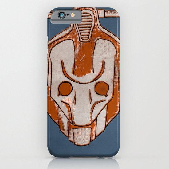 Warholian Cybermen (Doctor Who) iPhone & iPod Case