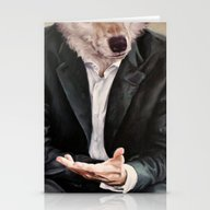 The Politician Stationery Cards