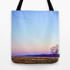 Single File Tote Bag