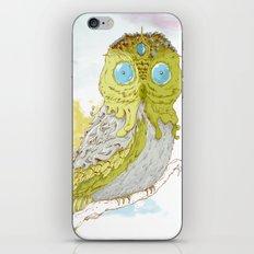 Bubowl iPhone & iPod Skin