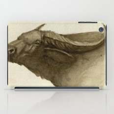 Buffalo iPad Case