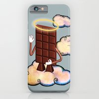 iPhone & iPod Case featuring May Chocolate lord bless you! by Vanya