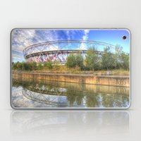 West Ham Olympic Stadium London Laptop & iPad Skin